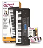 Alfreds Teach Yourself to Play Piano, Complete Starter Pack (Electric Piano, Accessories, Lesson Book, CD, DVD, Interactive Software)