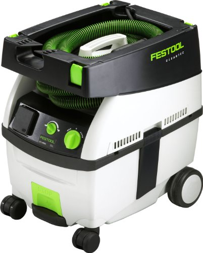 Festool Ct Midi 3.96 Gallon Dust Extractor front-576939