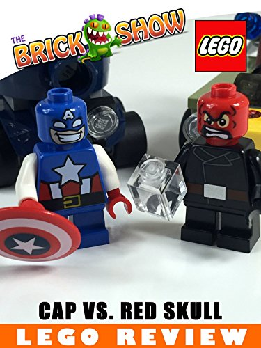LEGO Marvel Super Heroes Mighty Micros: Captain America vs. Red Skull Review (76065)