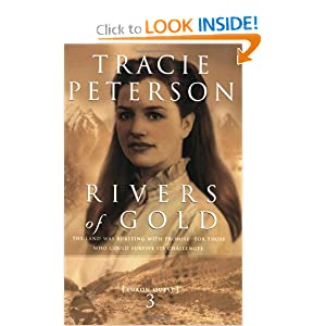 """Rivers of Gold"" by Tracie Peterson :Book Review"