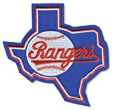 Texas Rangers State Logo Throwback Jersey 1984-93 Patch Amazon.com
