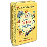 Golden Book Go Fish Tin