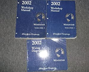 2002 Ford Windstar Owners Manual http://www.amazon.com/Windstar-Service-FACTORY-electrical-diagrams/dp/B006E3W492
