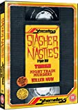 Slasher Nasties Box Set (Killer Nun / Torso / Night Train Murders) [UK import, region 0 PAL format]