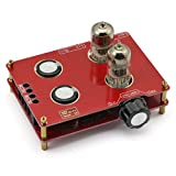 SainSmart Assembled 6N3 Hifi Buffer Audio Tube Headphone Amplifier Pre-amp Kit with Transformer