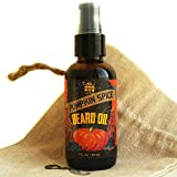 OneDTQ Pumpkin Spice Beard Oil- A perfect holiday gift or party favor