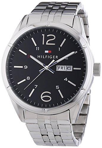 Tommy Hilfiger Watches - Orologio da polso, analogico al quarzo, acciaio INOX