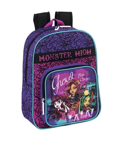 Monster High Mochila Infantil Adap.26×34