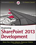 Beginning SharePoint 2013 Development (Wrox Programmer to Programmer)
