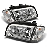 Spyder Headlights 94-01 Mercedes-Benz C280