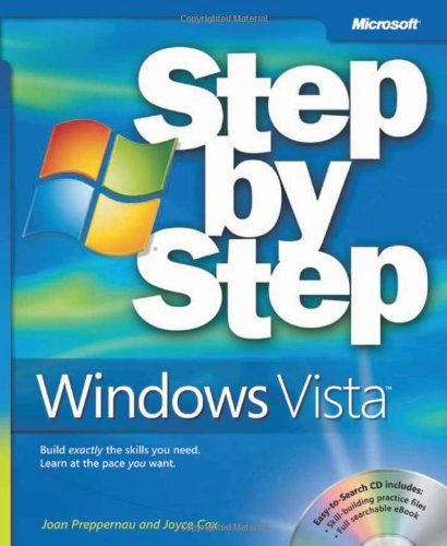 Microsoft  Windows Vista Step by Step