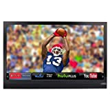 VIZIO E-Series E241i-A1 24-Inch 1080p 60Hz LED Smart HDTV (tilted base)(2013 Model) by VIZIO