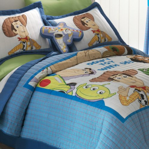 Toy Story Comforter Set front-753346