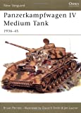 Panzerkampfwagen IV Medium Tank 1936-45 (New Vanguard)