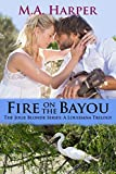 img - for Fire on the Bayou: Book Two, The Jolie Blonde Series: A Louisiana Trilogy (Volume 2) book / textbook / text book
