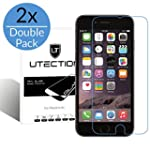 """[2 Pack] UTECTION iPhone 6 6s (4,7 """"..."""