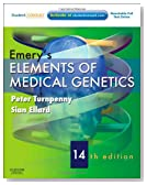 Emery's Elements of Medical Genetics: With STUDENT CONSULT Online Access, 14e (Turnpenny, Emery's Elements of Medical Genetics)