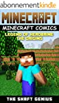 Minecraft: Minecraft Comics: The Lege...