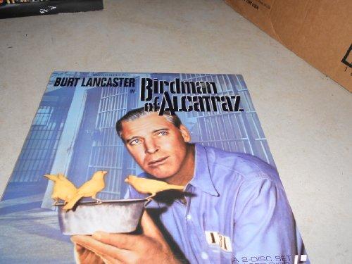 Birdman of Alcatraz [Laser Disc] [Import]