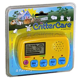 Midwest CritterCare Interactive Audio and Animation Device
