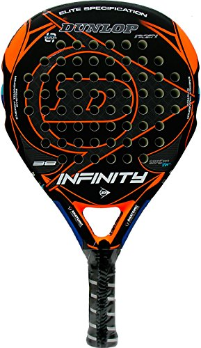 Pala-de-pdel-Dunlop-Infinity-Orange-2016