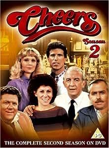 Cheers - L'Integrale Saison 2 - Coffret 4 DVD [Import anglais]