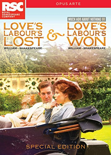 DVD : Love's Labour's Lost And Won (2 Discos)