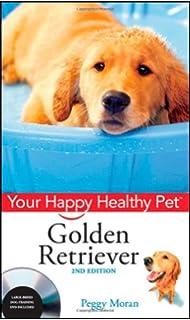 Golden Retriever  with DVD R Ann Johnson Golden Retriever