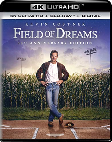 4K Blu-ray : Field Of Dreams: 30th Anniversary Edition (2 Discos)