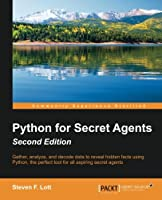 Python for Secret Agents, 2nd Edition Front Cover