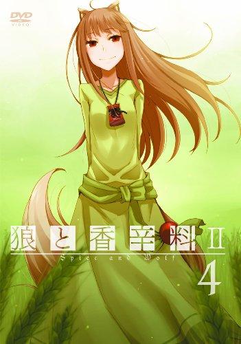 狼と香辛料II【4】 [DVD]