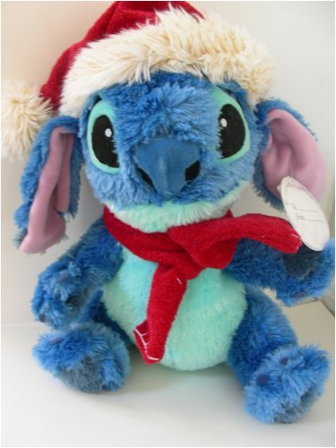 Disney Christmas Stitch Plush