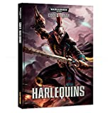 img - for Codex: Harlequins HC Warhammer 40k book / textbook / text book