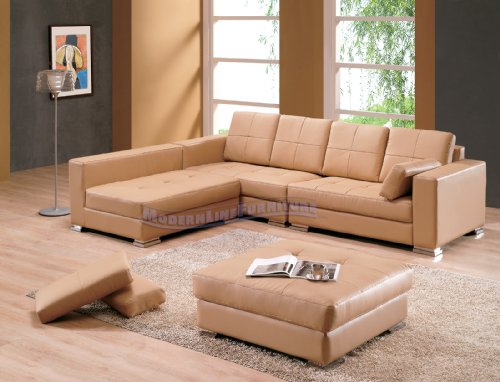 Contemporary Living Room Sectionals