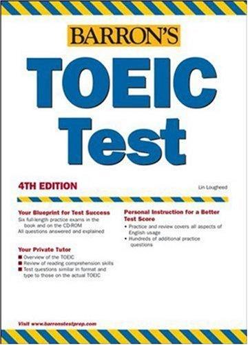 Barron's TOEIC Test