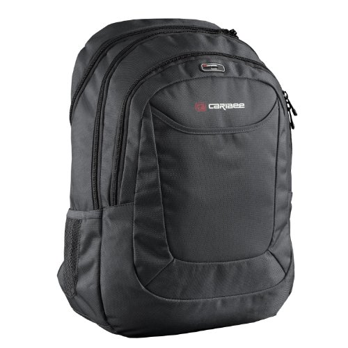 College 40 X-Tend Laptop Backpack (black) - fits 17
