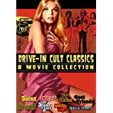Drive-In Cult Classics: 8 Movie Collection ~ Anthony James