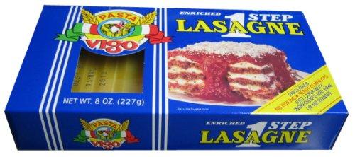Lasagna Sheets (Vigo) 8 Oz (227G)