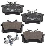 ATE 13047028202 Bremsbelagsatz, Scheibenbremse ATE Ceramic