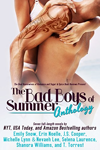 Emily Snow - The Bad Boys of Summer Anthology (English Edition)
