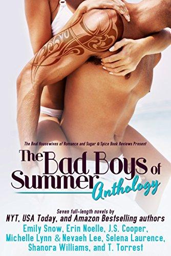 Emily Snow - The Bad Boys of Summer Anthology (English Edition)
