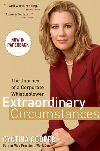 Extraordinary Circumstances: The Journey of a Corporate...