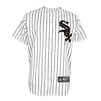 Jose Abreu Jersey: Chicago White Sox Adult Home White #79 by Majestic