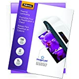 Fellowes Laminating Pouches, Thermal, ImageLast, Letter Size, 3 Mil, 150 Pack (5200509)