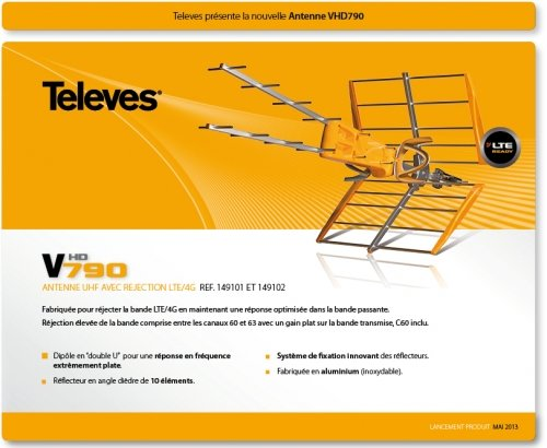 Antenne tnt 4g - Filtre 4g tnt ...