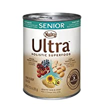 Nutro ULTRA Senior Canned Dog Food, 12.5 oz (Pack of 12)