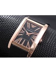 Armani Super Slim Black Dial Women's watch #AR2035