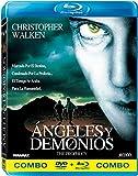 Ángeles Y Demonios 1 (DVD + BD) [Blu-ray]