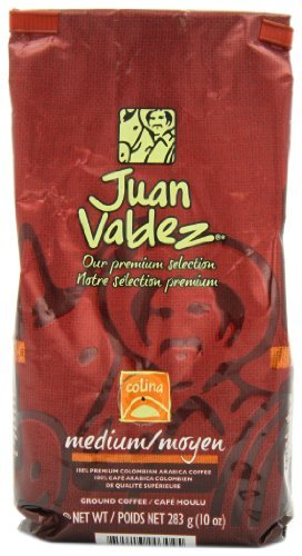 Juan Valdez Coffee Colina 10 Oz (2 Pack) (Juan Valdez Coffee Beans compare prices)