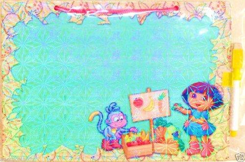 Dora the Explorer Fruits Dry Erase Message Board Pen